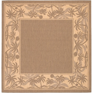 Recife Island Retreat Beige Natural Rug (8'6 Square)