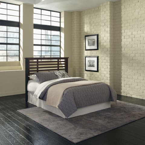 Cabin Creek King/ California King Headboard Bedroom Furniture Sets by Home Styles
