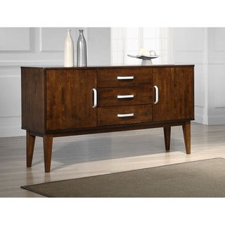 Draper Tobacco Finish Buffet Cabinet