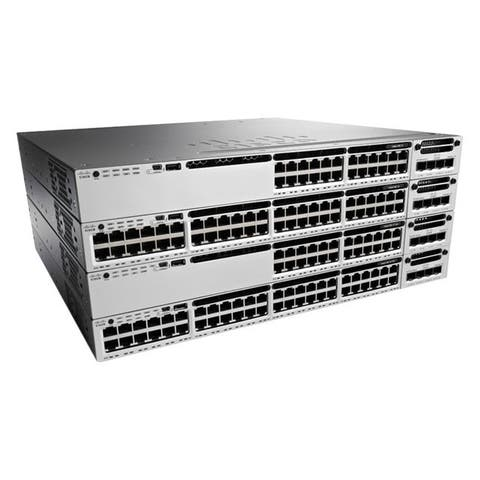 Cisco Catalyst WS-C3850-24P-S Layer 3 Switch