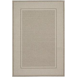 Tides Astoria Beige Fern Runner Rug (2'7 x 8'2)