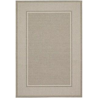 Tides Astoria Beige and Fern Rug (2' x 3'7)