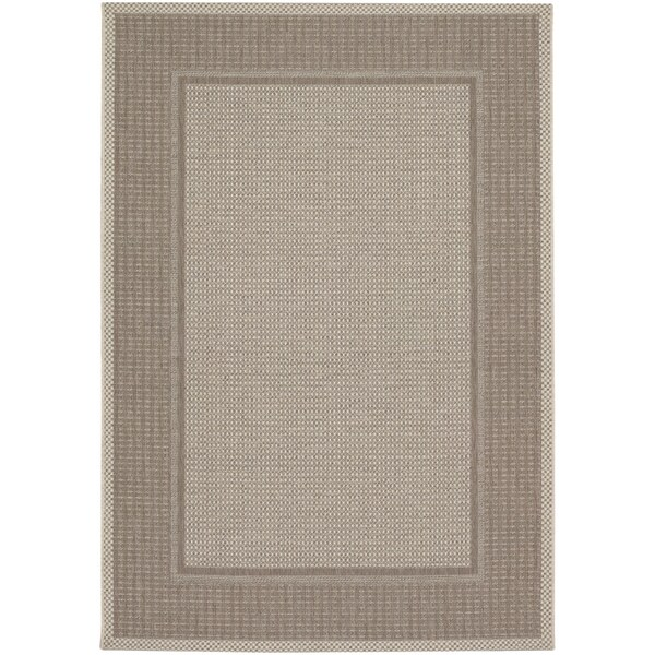 Tides Astoria Cocoa and Beige Rug (7'10 x 10'10)