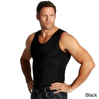 Insta Slim Men's Compression Tank Shirts (Pack of 3) (4 options available)