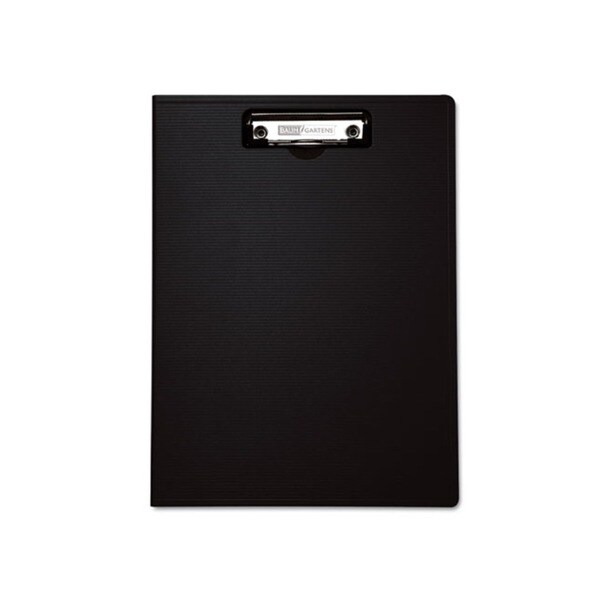 Textured Low-profile Letter-size Portfolio Clipboard