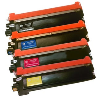 Brother Compatible TN210 BCYM High Yield Toner Cartridge Set