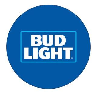 Budweiser Padded Bar Stool