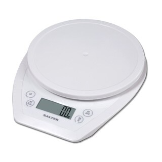 Taylor White Aquatronic Kitchen Scale