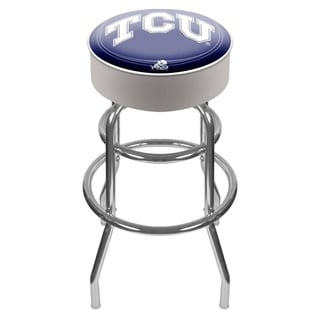 Officially Licensed Collegiate Padded Swivel Bar Stool
