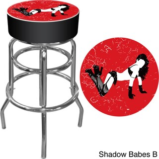 Shadow Babes High Grade Padded Bar Stool