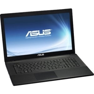 """Asus F75A-WH31 17.3"""" LCD Notebook - Intel Core i3 (2nd Gen) i3-2350M"""
