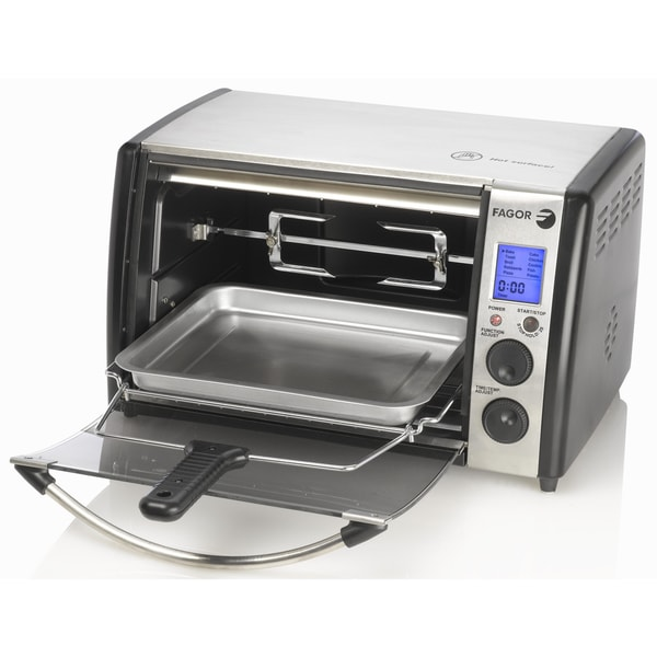 Fagor Dual Technology Digital Toaster Oven
