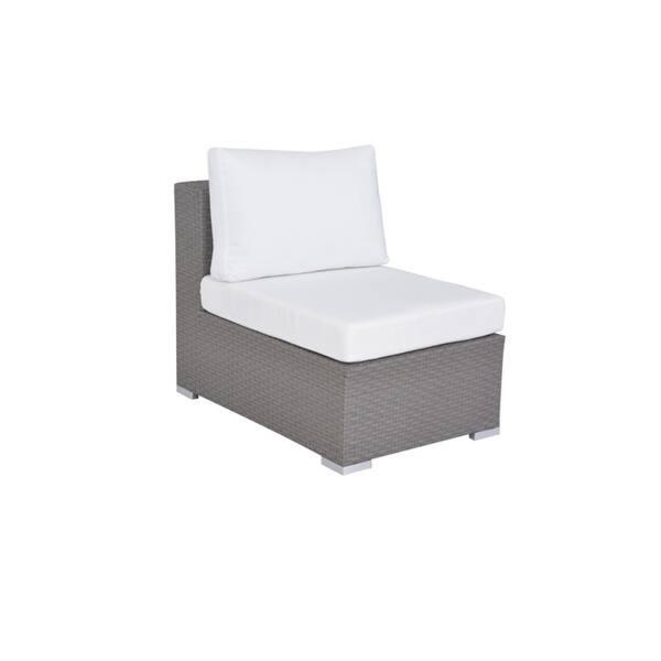 Shop Modern Outdoor Furniture Maxima Wicker Lounge Set ...