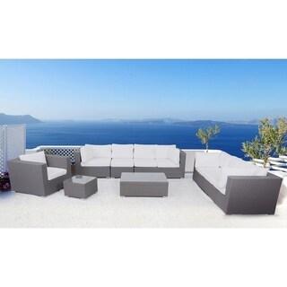 Modern Outdoor Furniture Maestro Wicker Lounge Set