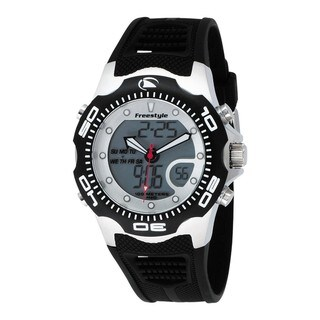 Freestyle X 2.0 Digital/ Analog Watch Silver/ Black
