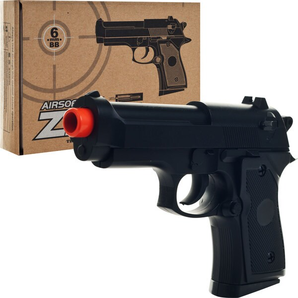 Whetstone ZM21Airsoft Pistol