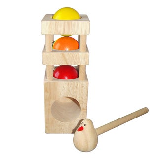 Discoveroo Wooden Bird Smackeroo