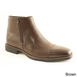 Globe Footwear Men's '6290' Zipped Dress Shoes