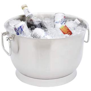 Wyndham House 24-quart Stainless Steel Party Tub