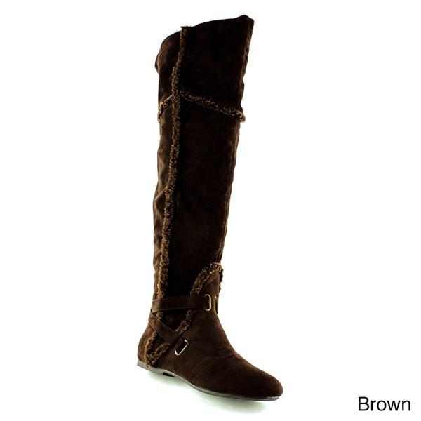 J.P. Orginial Women's 'Tiktok-15' Over-the-knee Boots