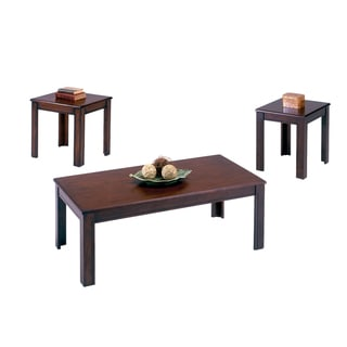 Espresso Finished Promo Tables (Set of 3)