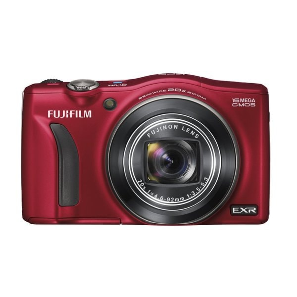 Fujifilm FinePix F770EXR 16MP Digital Camera