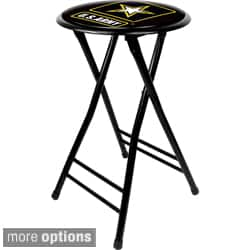 U.S. Army 24-inch Cusihioned Folding Stool|https://ak1.ostkcdn.com/images/products/7719671/U.S.-Army-24-inch-Cusihioned-Folding-Stool-P15123233.jpg?impolicy=medium