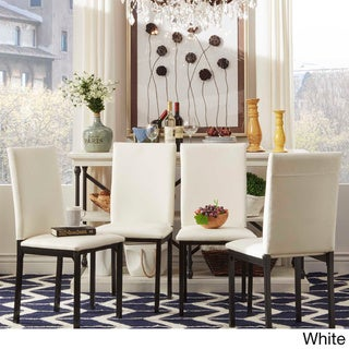 White Dining Room Chairs Shop The Best Deals For Apr 2017