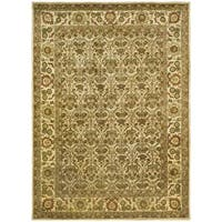 Safavieh Handmade Treasured Gold Wool Rug - 9'6 x 13'6
