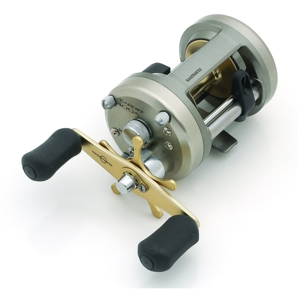 Shimano Right Handed Cardiff Round Baitcasting Reel