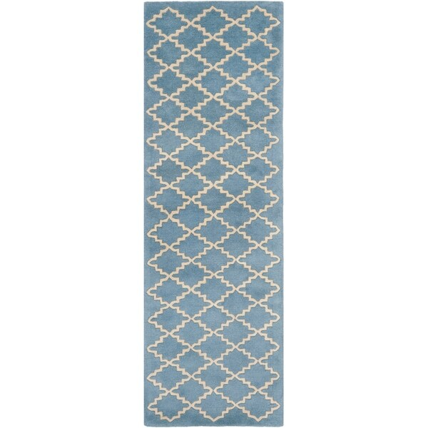 Safavieh Handmade Chatham Gregoria Modern Moroccan Wool Rug