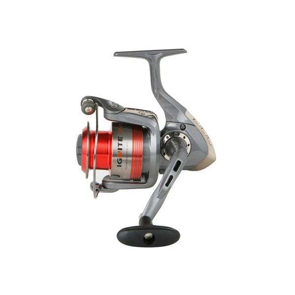 Okuma Ignite A-Series Spinning Fishing Reel 4+1 Ball Bearings 4.5:1 12 Pounds/340 Yards Size 55 IT-55A