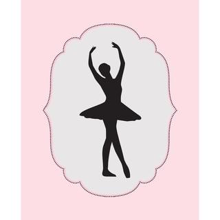 'Dancer #3' Print Art