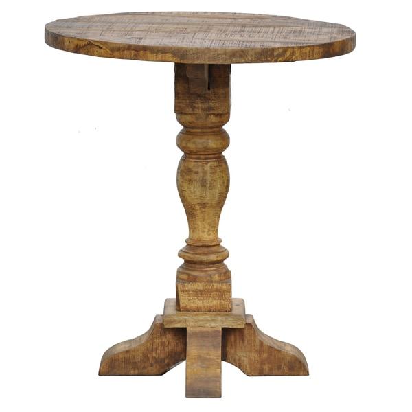 Kosas Home Trentino Raw M Round Table