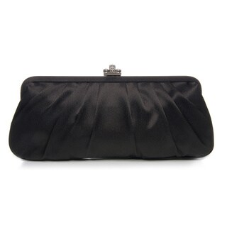 J. Furmani Women's Large Satin Clutch (3 options available)