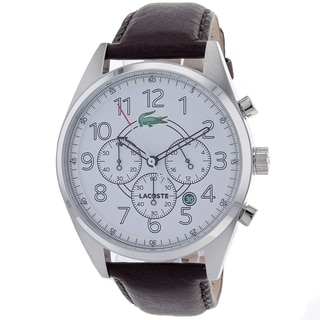 Lacoste Men's Zaragoza Chronograph Watch