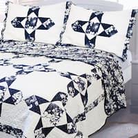 Summer Day 3-piece Quilt Set