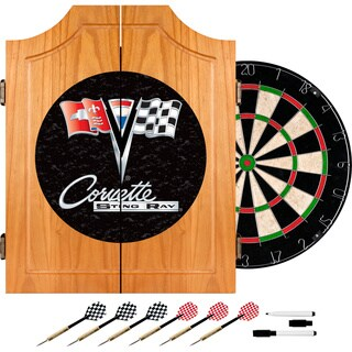 Corvette Black Dart Cabinet Set (4 options available)