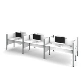 Bestar Pro-Biz 43-inch Six-person Workstation https://ak1.ostkcdn.com/images/products/7721235/P15124492.jpg?impolicy=medium