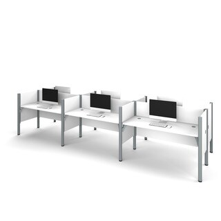 Bestar Pro-Biz 43-inch Six-person Workstation