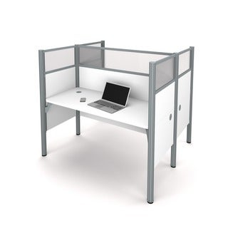 Bestar Pro-Biz Double Face-to-Face Workstation