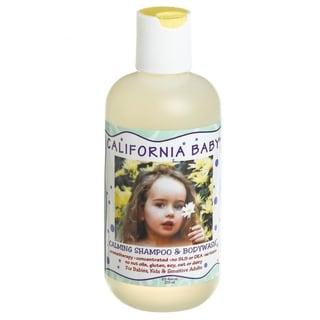 California Baby Calming 8.5-ounce Shampoo & Body Wash