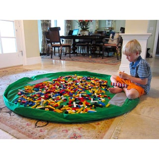 Lay-n-Go 5-Foot Green Activity Mat