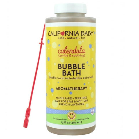California Baby Calendula 13-ounce Bubble Bath