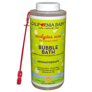 California Baby Eucalyptus Ease 13-ounce Bubble Bath
