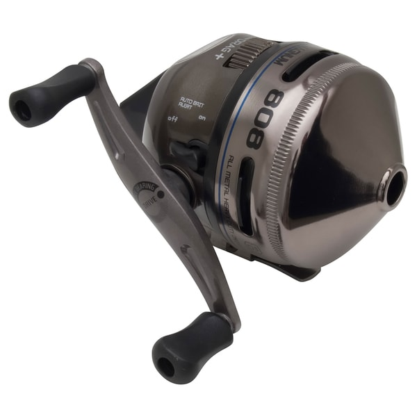 Zebco 808 bowfishing spincast reel free shipping today for Bow fishing reel