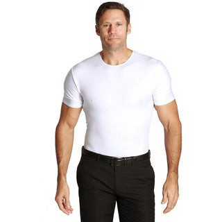 Insta Slim Compression Crew Neck Shirts (Pack of 3) (More options available)