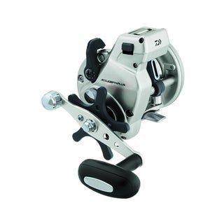 Daiwa Accudepth 12-Pound 250-Yard Plus-B Line Counter Reel