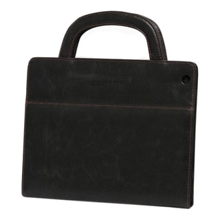 Mobile Edge Deluxe Carrying Case (Portfolio) for iPad - Black