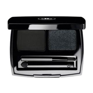 Chanel La Ligne De Chanel Professional 10 Noir Lame Eyeliner Duo